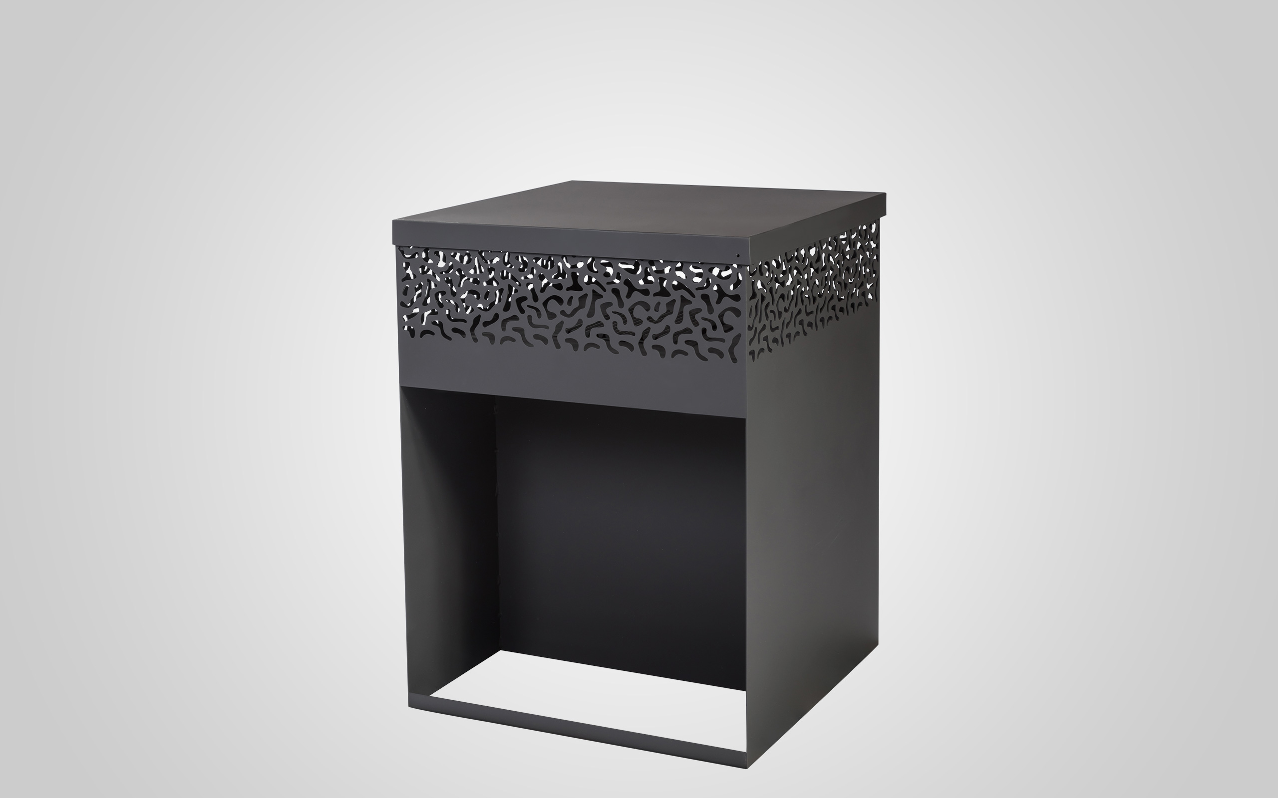Packshot Abdeckhaube - Cube 100 - Feu du Jardin