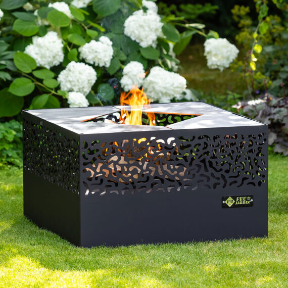 Cube 500 - Feu du Jardin - Garteninspiration