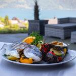 Foodbild - Fisch - Feuerschale
