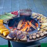 Plancha grillieren - Feuerschalen - Feu du Jardin